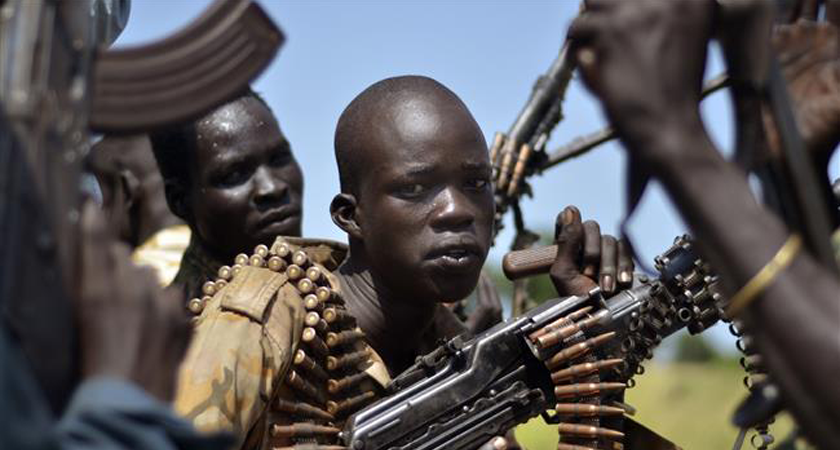 Congo Demands Removal of South Sudan Rebels from Territory