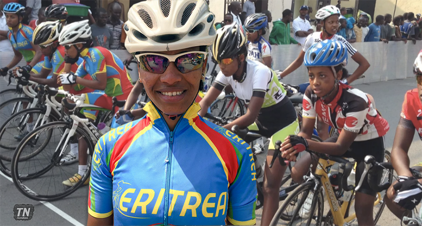 How 'Selfish' Yohana Dawit Nearly Shuttered African Women's Professional Cyclists Dream