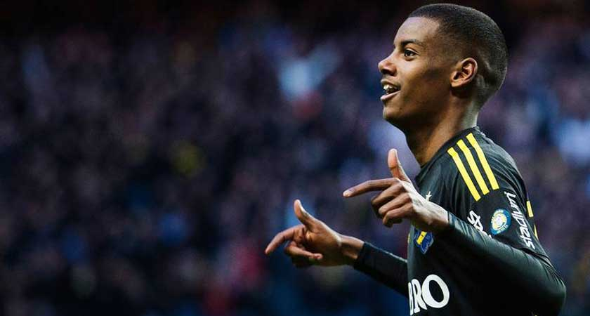 Manchester City Enter Race for Chelsea FC and Real Madrid Target Alexander Isak