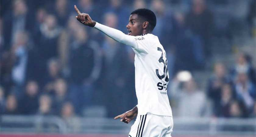 Chelsea to Sign AIK Striker Alexander Isak for €11 million – Source