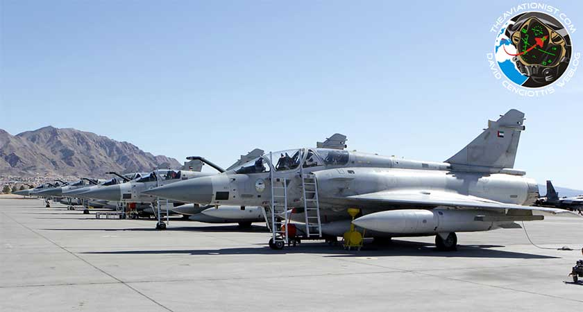 UAE Deploys Fast Jets to Assab Air Base