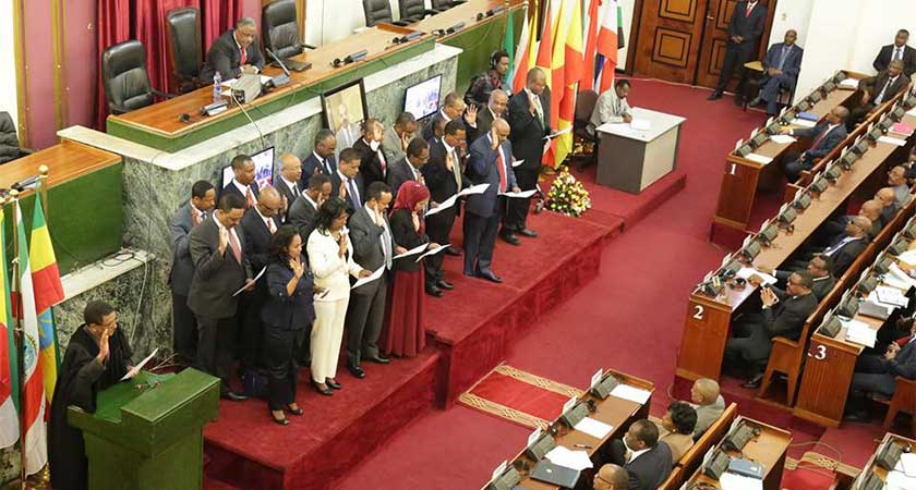 Ethiopia: Illegitimate Regime Imposes New Parliament