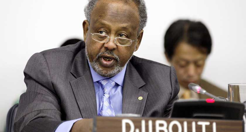 Djibouti President Must Stop Acting on Others' Orders: Iran