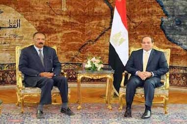egypt-eritrea-leaders