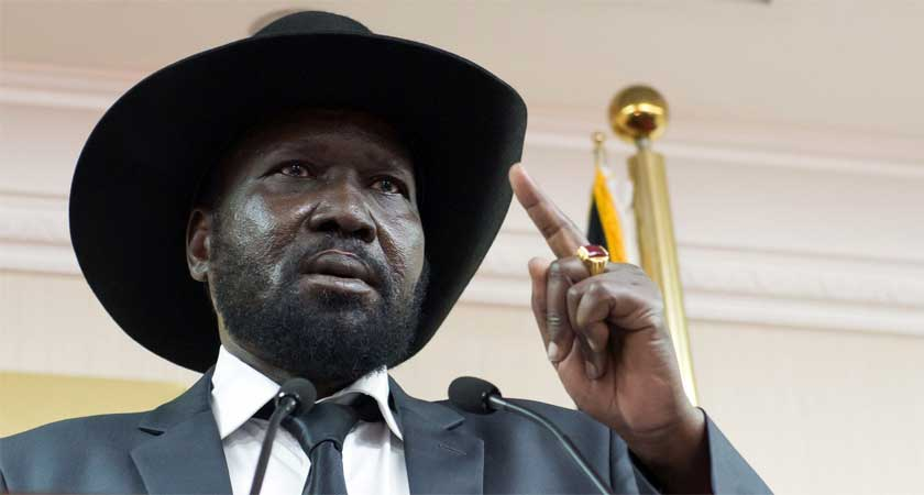 South Sudan's President Decries Global Isolation Over Ongoing Conflict