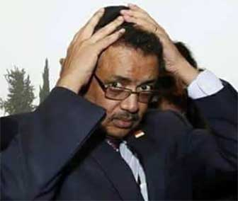 Dr. Tedros Adhanom was enabler of a killer regime