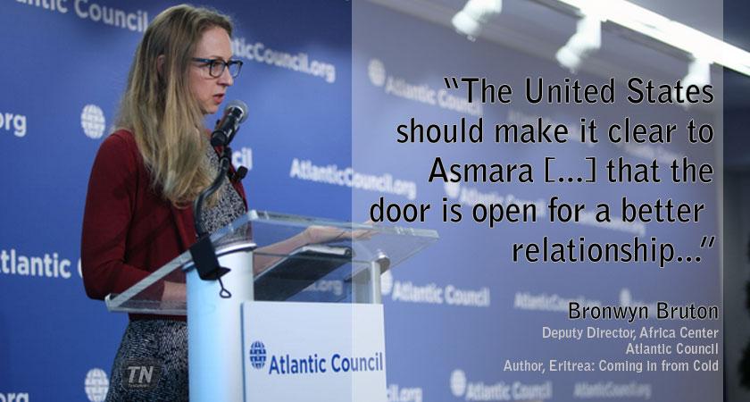 US strategic interest in Eritrea