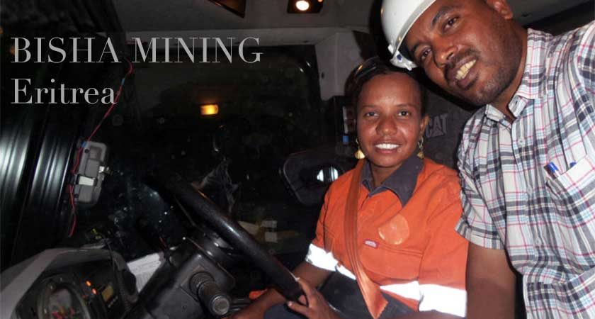 Women in Mining: Halima and Her Dreams