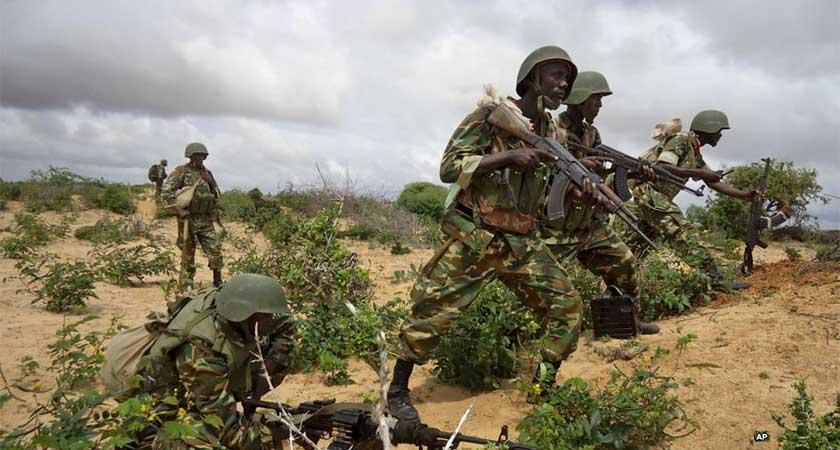 AMISOM Peacekeepers Accused of Killing 11 Somali Civilians