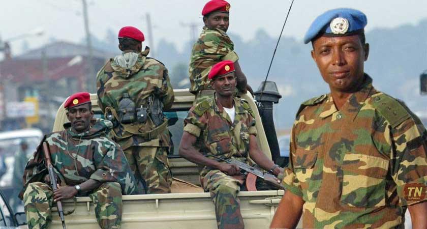 Demeke Zewdu Gondar prison