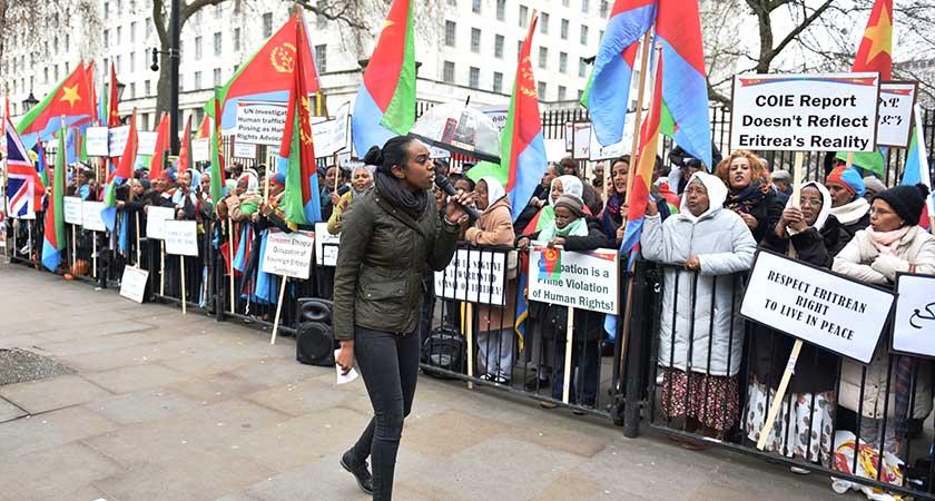 Eritrean Diaspora: Home is Where the Heart Lies