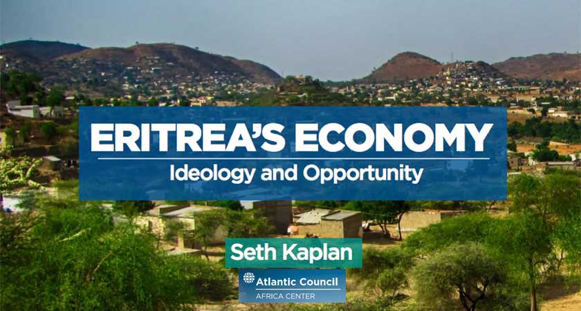 Eritrea's Economy: Ideology and Opportunity