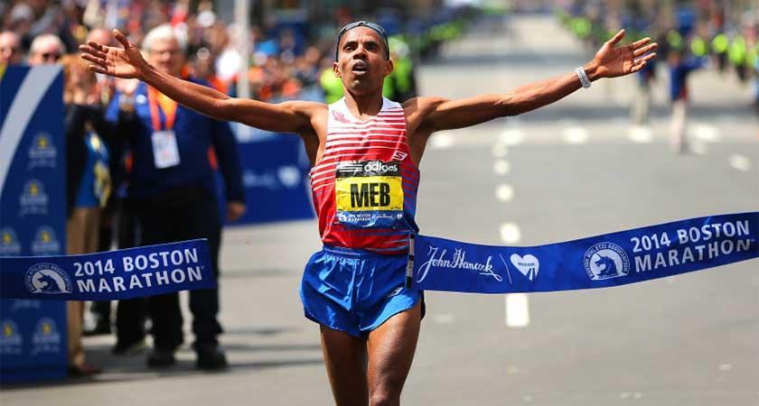 Meb Keflezighi to Race Boston Marathon One LastTime