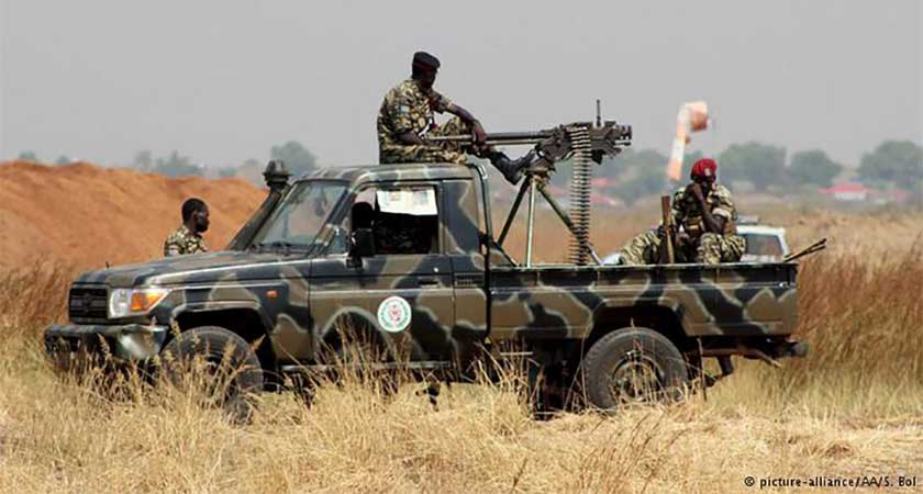 Outrage after UN Blocks South Sudan Arms Embargo