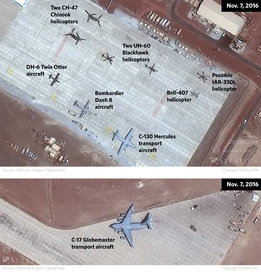 UAE Assab military base