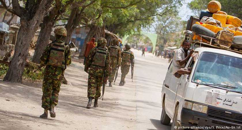 Action Demanded Against Ethiopia Killer Troops