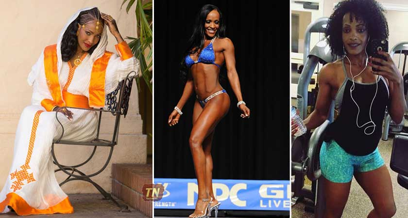 Eritrean Semert Russom Inspires us to Stay in Shape and Build Our Muscles