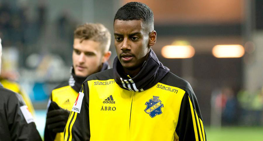 Real Madrid to Pay €10 million for Swedish Striker Alexander Isak
