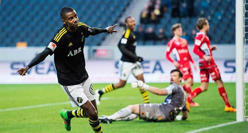 Alexander Isak Becomes Sweden's Youngest Goalscorer of All Time