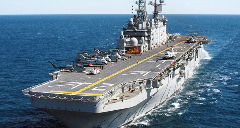 Egypt Boosts Navy as Part of Red Sea Strategy