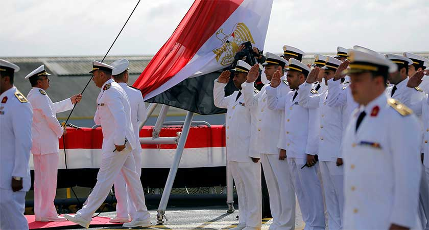 Egypt's Naval Operations Expanding Southwards
