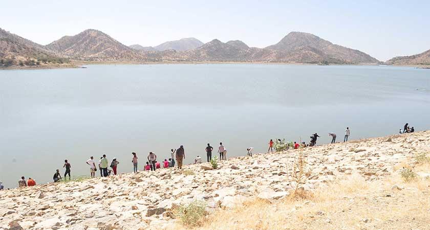 Eritrea dams