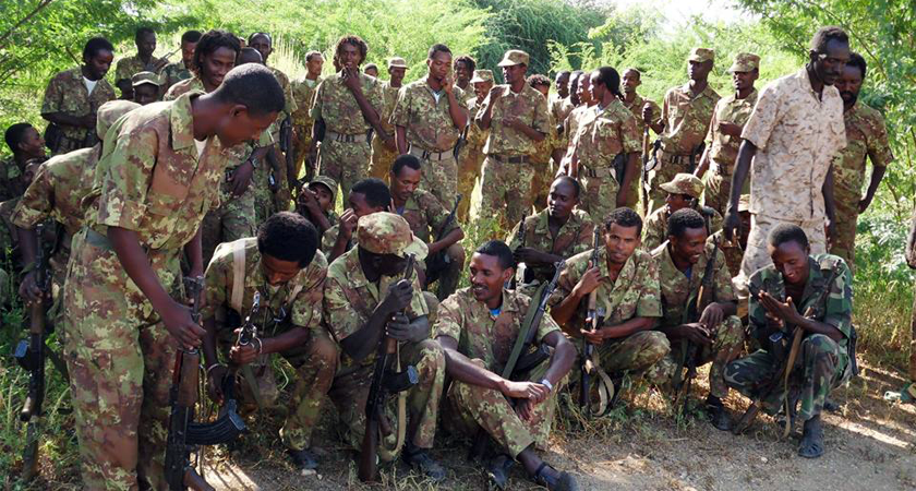Ethiopia's Peaceful Uprising is Evolving into an Armed Resistance