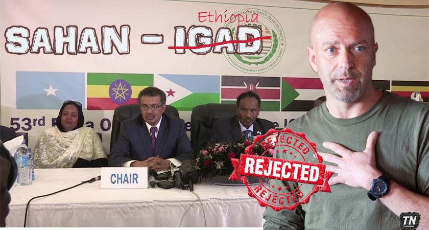 IGAD Draft Report on Transnational Terrorist Threats