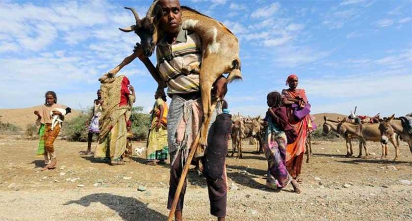 somalia famine and drought