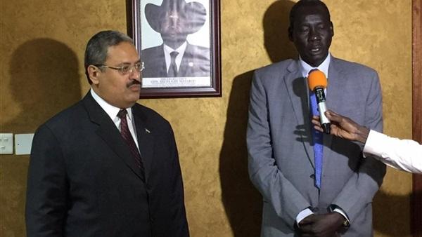 south sudan egypt relation