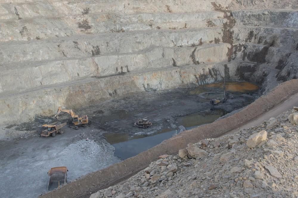 Bisha Mine in Eritrea
