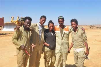 Hiba Yassin ring road Asmara