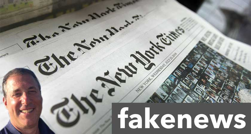 Joshua Hammer of the New York Times – Another 'Fake News' on Eritrea