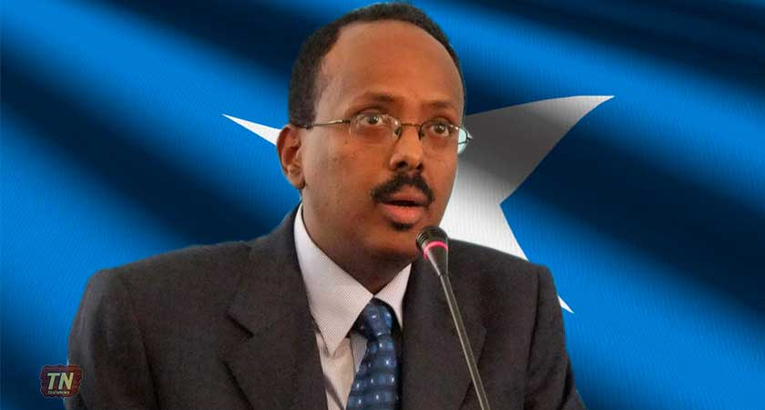 Mohamed Abdullahi 'Farmajo' Chosen as New Somalia President