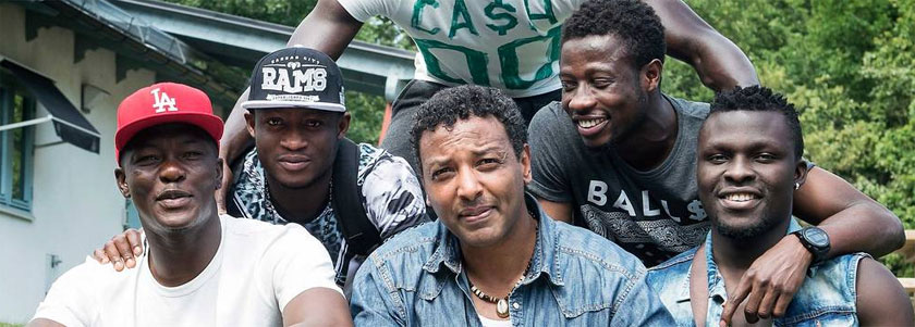 Nahom Ghidey reaching out west African players