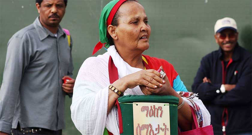 Eritreans Deep Commitment to Martyrs Families