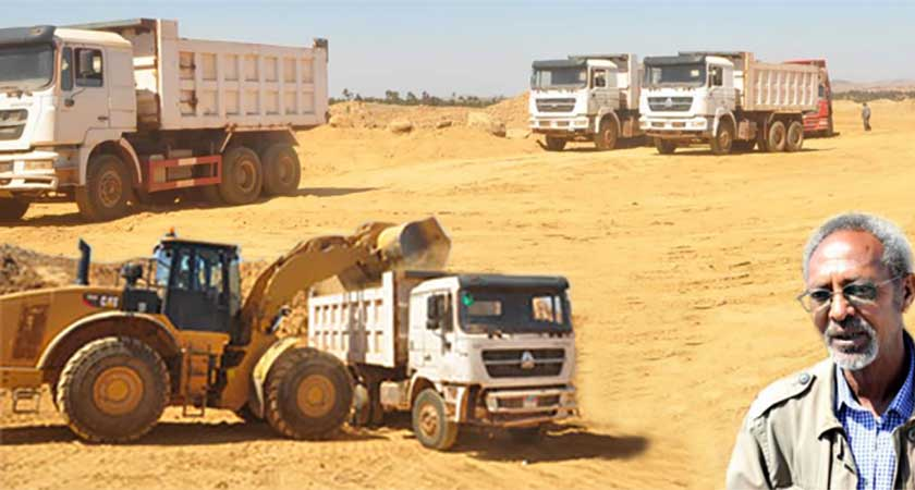 Outer Asmara Ring Road Project