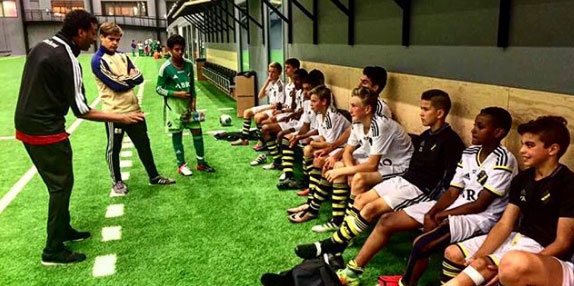 Coach Ghidey AIK