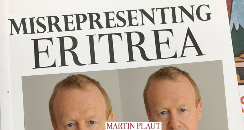 Martin Plaut's Assault on Eritrea Answered