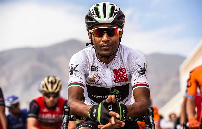 From Dimension Data to Astana. Eritrean cycling champion for 2018, Merhawi Kudus, signs for Astana until the end of 2019.