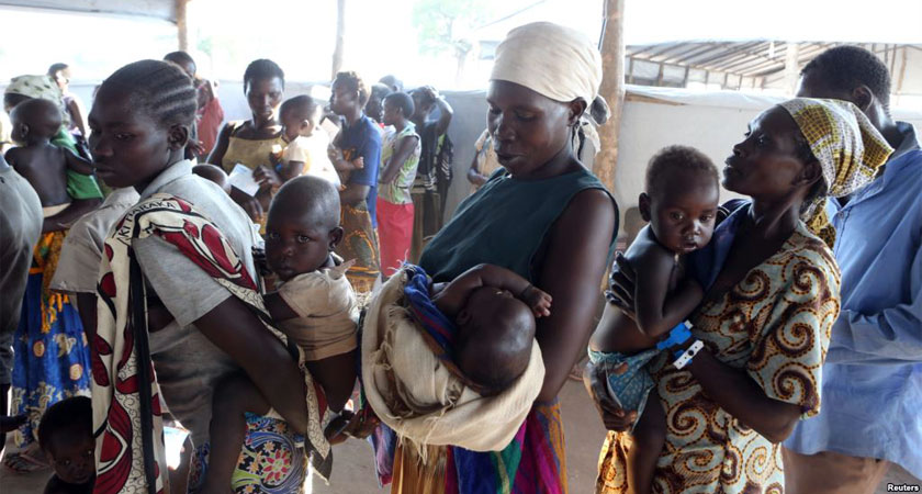 South Sudan Now Largest Refugee Crisis in Africa