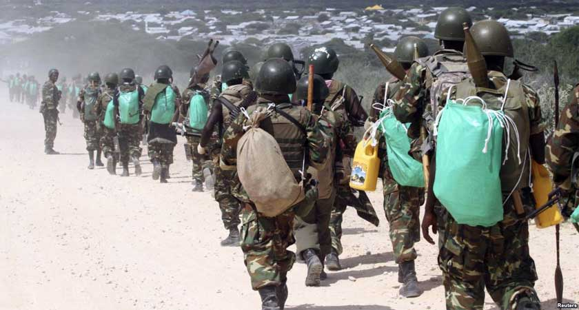 African Union Needs Troop Surge in Somalia: AMISOM Chief