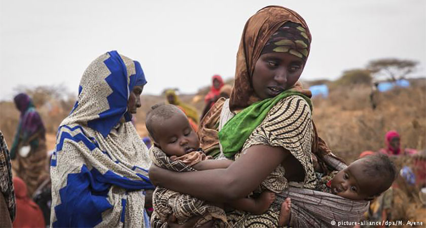 Don't Forget Ethiopia Starvation Risk: NGO