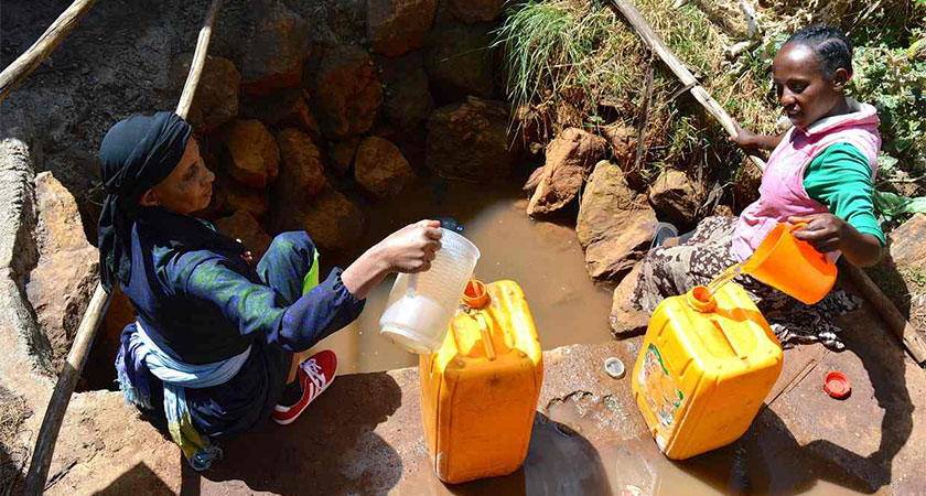 The Ethiopian Town that Welcomes Water Firms but Leaves Locals Thirsty