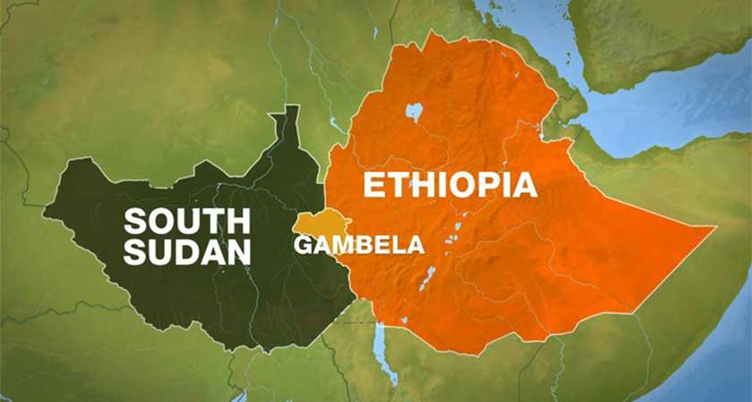 South Sudan Gunmen Kill 28 in Ethiopia