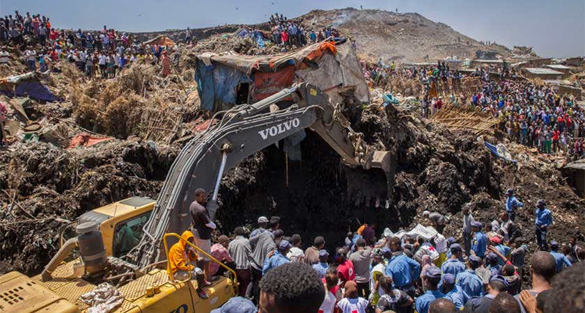 Survivors of the Qoshe trash avalanche ask could this tragedy have been prevented?