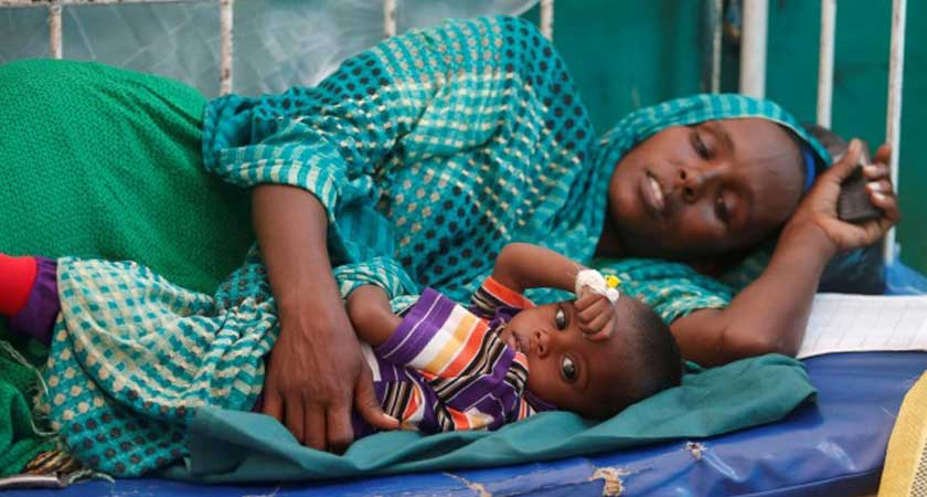 Starvation Kills Over 100 in Somalia as Famine Looms