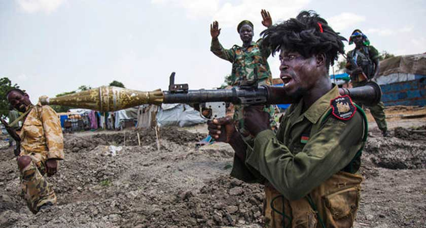 South Sudan Buys Weapons Amid Famine: UN