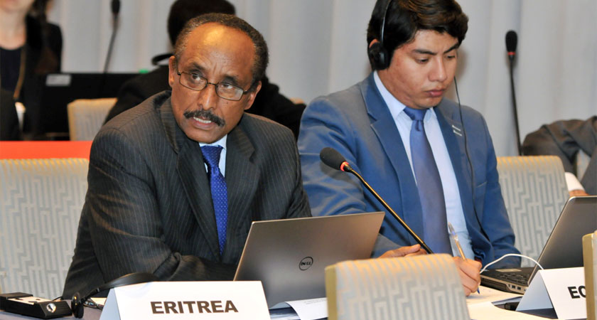 Eritrea's Response to Djibouti's Cynical Accusation