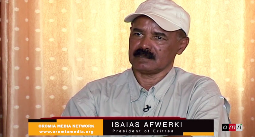 Oromo Protests Demystifies Myth that TPLF is Formidable: President Isaias